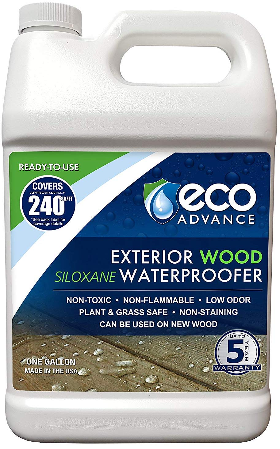 Eco Advance EAWOD128PD Wood Waterproofer