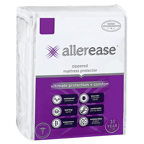 AllerEase Ultimate Protection and Comfort Mattress Protector