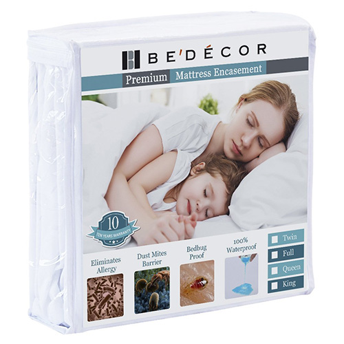 Bedecor Zippered Encasement