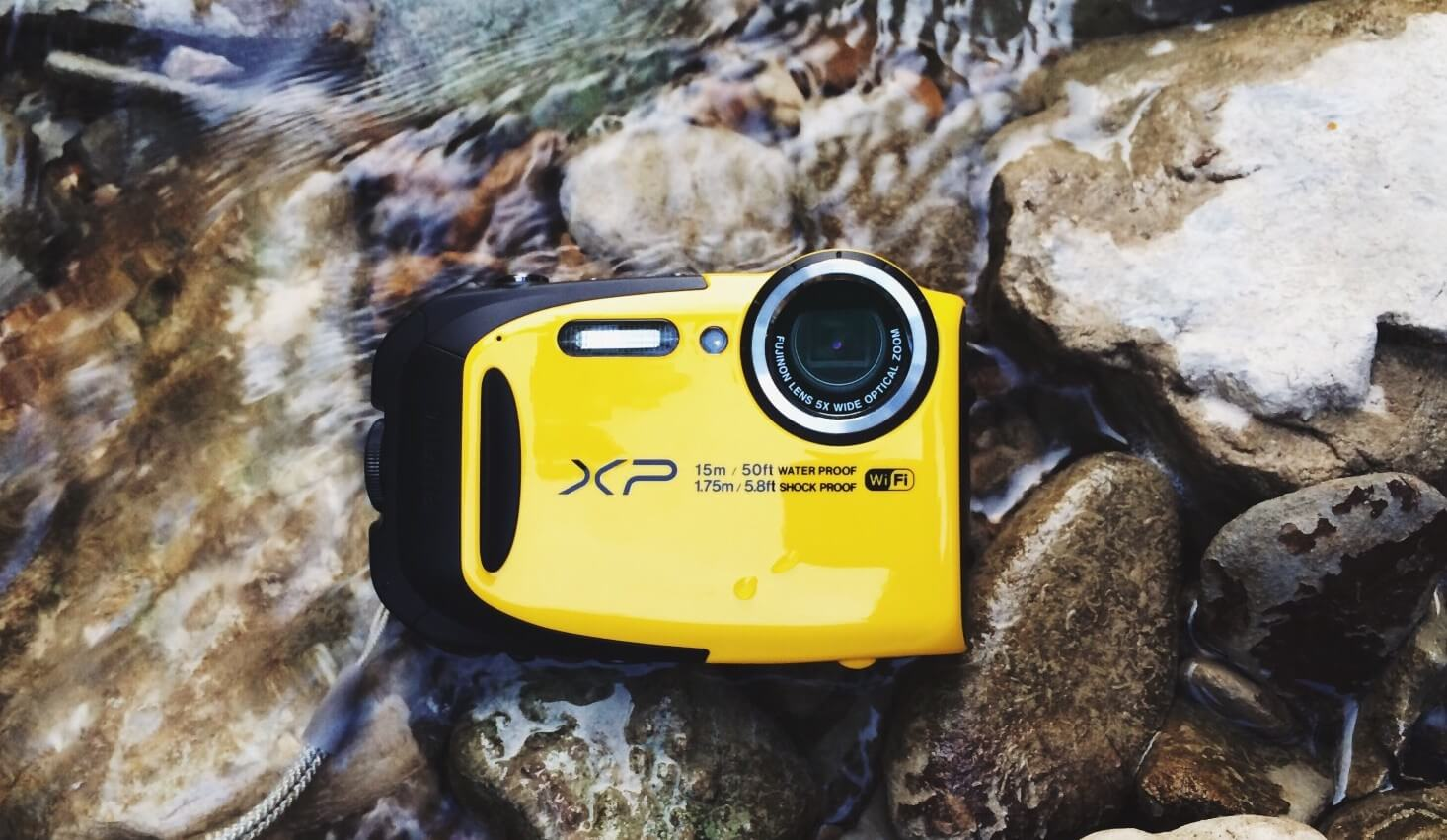 Best Waterproof Compact Camera