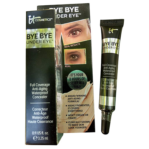 Bye Bye Under Eye Full Coverage Anti-Aging Waterproof Concealer 0.11 FL OZ
