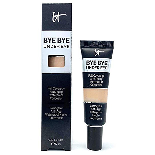 Bye Bye Under Eye Full Coverage Anti-Aging Waterproof Concealer