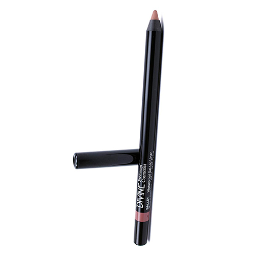 Divine Skin & Cosmetics Lip Liner Pencil- Ballet