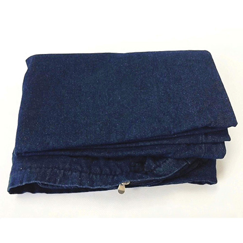Dogbed4less DIY Durable Blue Denim Pet Bed External Duvet Cover