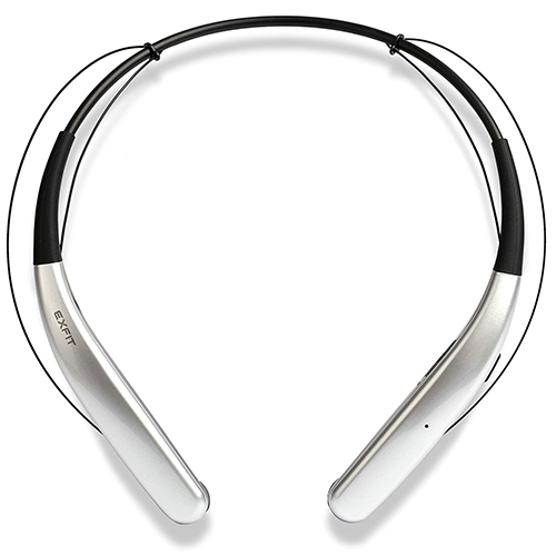 EXFIT BCS-100 Wireless Bluetooth Headphones