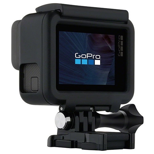 GoPro HERO5 Black — Waterproof Digital Action Camera