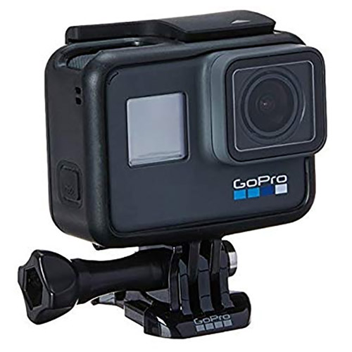 GoPro HERO6 Black Waterproof Digital Action Camera