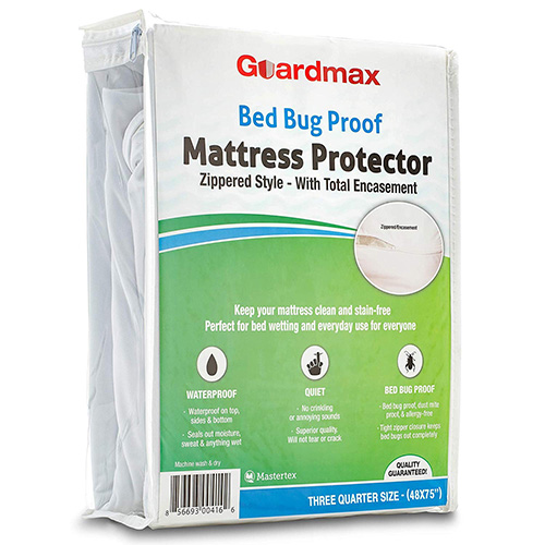 Guardmax RV Camper Mattress Encasement