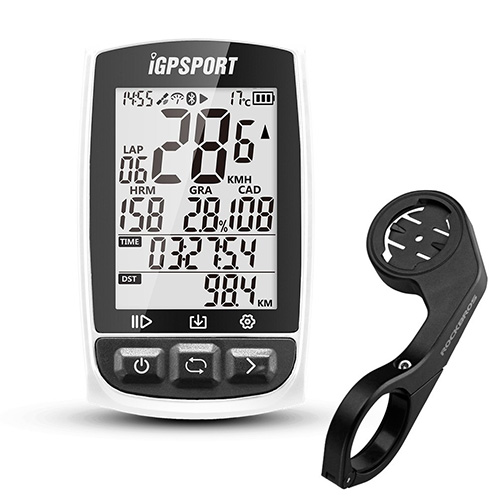 IGPSPORT IGS50E Bike Computer Wireless ANT+ GPS