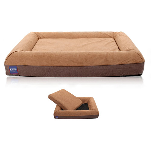 Laifug Orthopedic Memory Foam Large Sofa Pet/Dog Bed and Cover