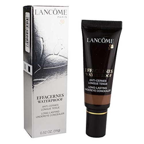 Lancôme Effacernes Waterproof Protective Undereye Natural-Looking Concealer (555 CAFÉ)