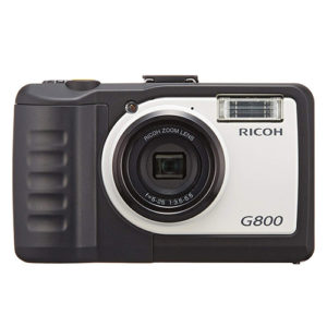 Ricoh G800 Waterproof Compact Digital Camera