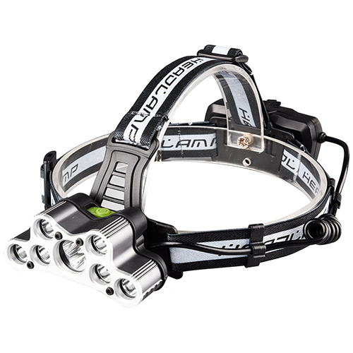 45000 Lumen Zoomable Waterproof CREE Headlamp