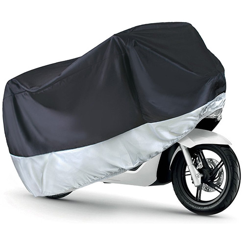 LotFancy All Season Waterproof Sun Motorcycle Cover