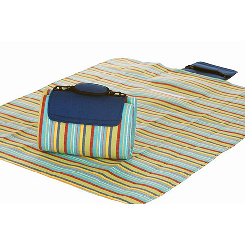 Mega Mat 100% Waterproof Backing All Season Picnic Blanket