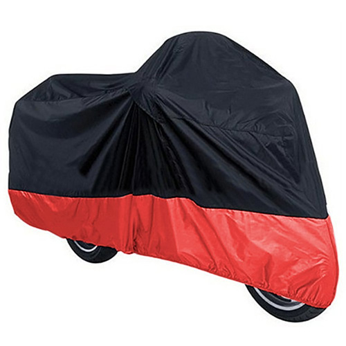 Wonderoto Motorcycle Cover Universal Protective Outdoor Cover