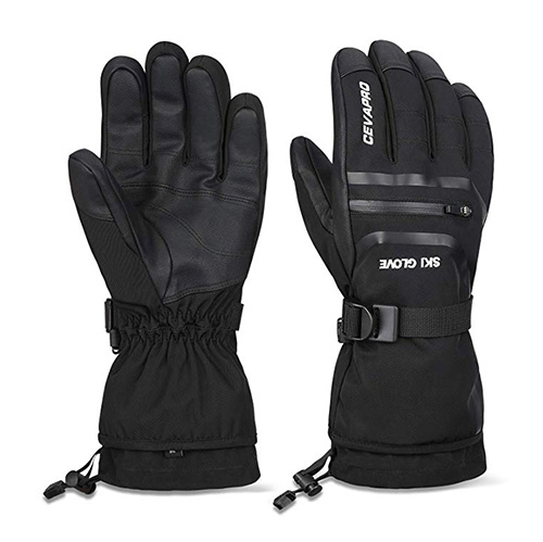 Cevapro -40f Waterproof Gloves for Men and Women