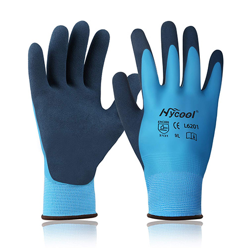 DS Safety Waterproof Work Gloves