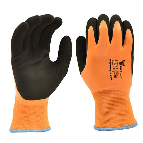 G&F Products Waterproof Winter Gloves