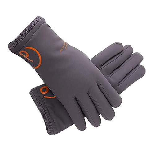 Guardnar Winter Waterproof Touchscreen Gloves for Men