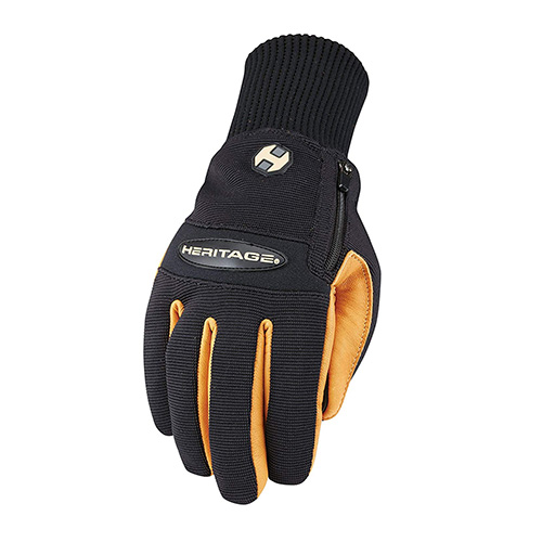 Heritage Winter Work Gloves with Water Resistant Shell
