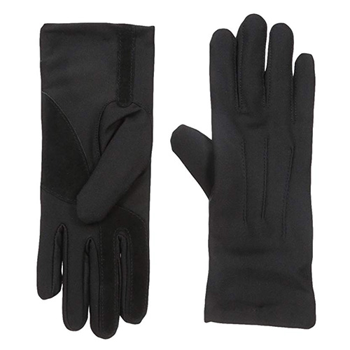 Isotoner Spandex Cold Weather Water Resistant Gloves for Women