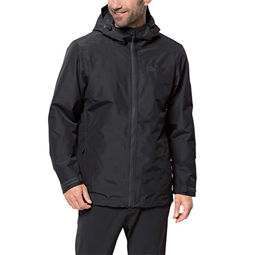 Jack Wolfskin Men's Chilly Morning Insulated Jacket