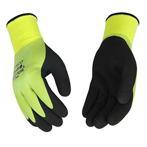 Kinco Hydrolector Waterproof Insulated Latex Gloves