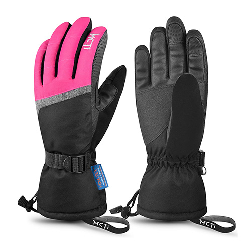 MCTi Winter Waterproof Gloves for Women