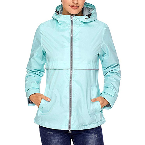SWISSWELL Rain Jacket Women