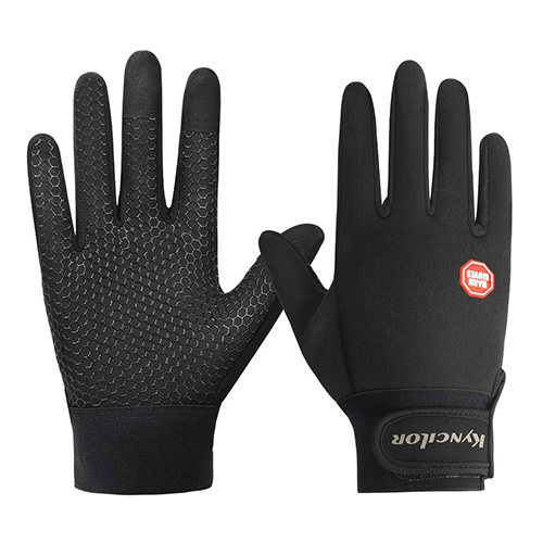 Sunifier Lightweight Thermal Winter Waterproof Gloves for Men
