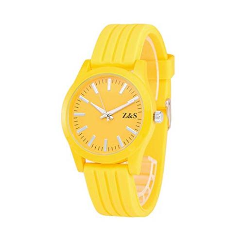Unisex Azuremen Luminous Waterproof Watch