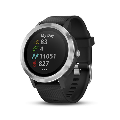 Unisex Garmin Vivoactive 3, GPS Smartwatch