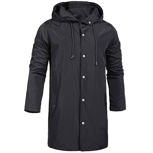ZEGOLO Men's Raincoats