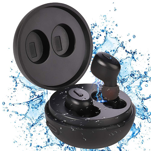 CJC Waterproof Earphones