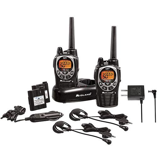 Midland 50-Channel Waterproof Two-Way Radios