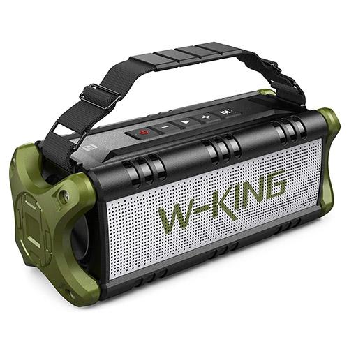 W-King D8 Wireless Waterproof Speaker