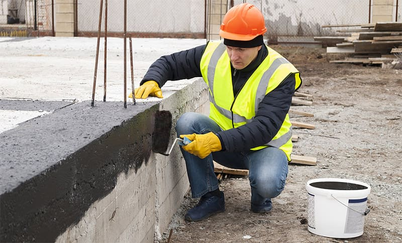 Waterproofing A Basement From The Outside