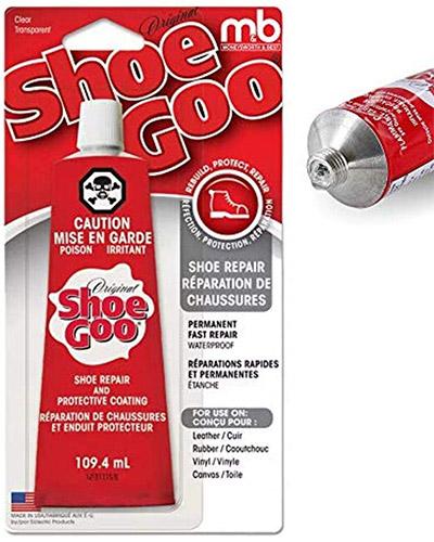 Moneysworth & Best Shoe Goo Adhesive Glue Vinyl Rubber Leather