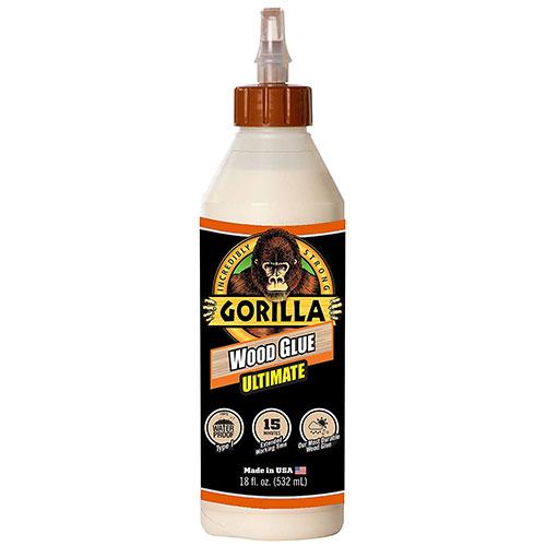 Gorilla Ultimate Waterproof Wood Glue