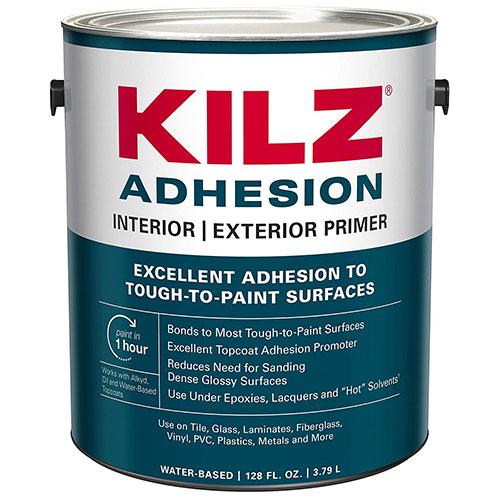 Kilz Adhesion High Bonding Latex Primer and Sealer
