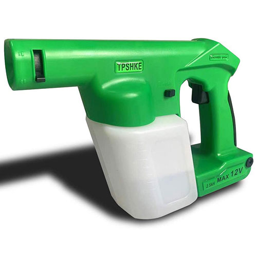 TPSHKE Cordless Electrostatic Spray Gun